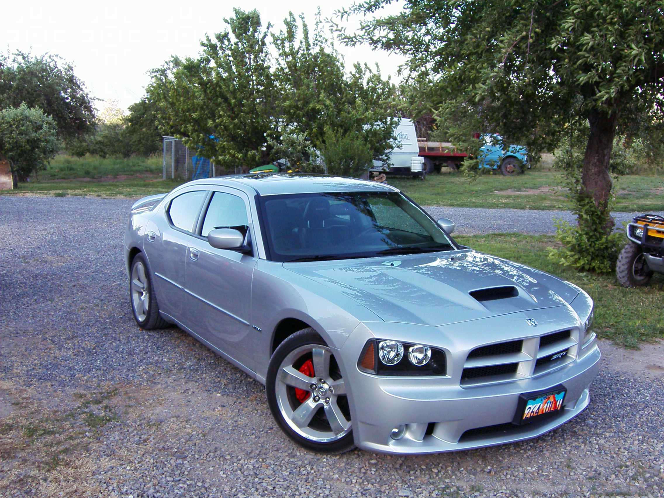 calling silver srt8's - Dodge Charger Forums